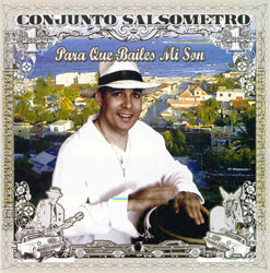 CD-Cover: Conjunto Salsometro