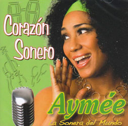 CD-Cover: Corazòn Sonero