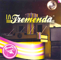CD-Cover: La Tremenda