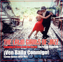 CD-Cover: Ven Baila Conmigo!
