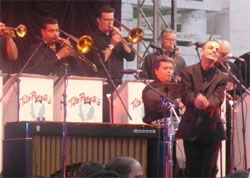TitoPuente's Orquesta 2007 in NYC