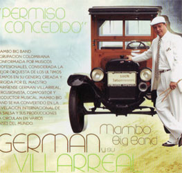 CD-Cover: Con Permiso Concedido