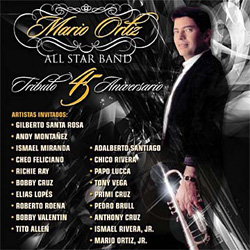 CD-Cover: Tributo 45 Aniversario