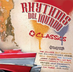CD-Cover: Rhythms Del Mundo Classics