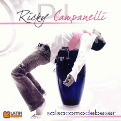CD-Cover: Salsa Como Debe Ser