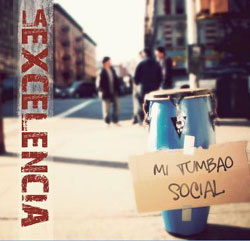 CD-Cover: Mi Tumbao Social