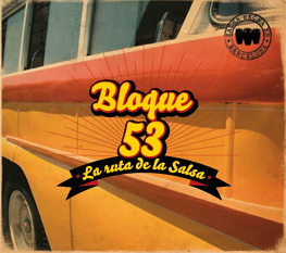 CD-Cover: La Ruta De La Salsa