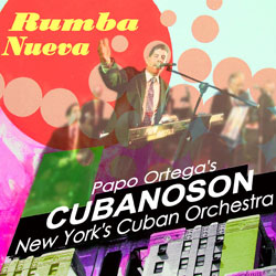 CD-Cover: Rumba Nueva