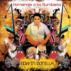 CD-Cover: Homenaje A Los Rumberos