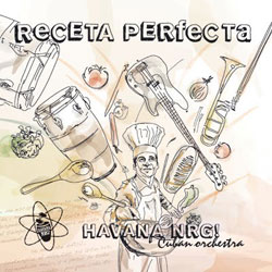 CD-Cover: Receta perfecta