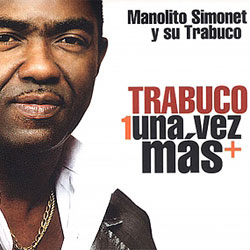 CD-Cover: Trabuco Una Vez Mas