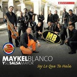 CD-Cover: Soy Lo Que Te Hala