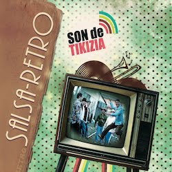 CD-Cover: Salsa-Retro