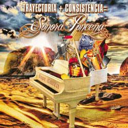 CD-Cover: Trayectoria + Consistencia = Sonora Ponceña