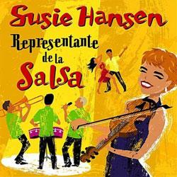 CD-Cover: Representante De La Salsa