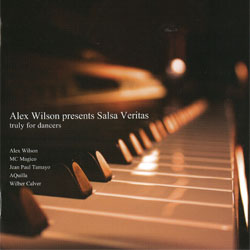 CD-Cover: Salsa Veritas