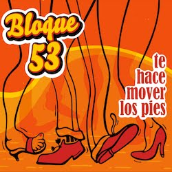 CD-Cover: Te Hace Mover Los Pies