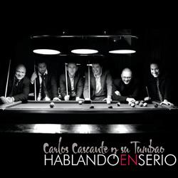 CD-Cover: Hablando En Serio