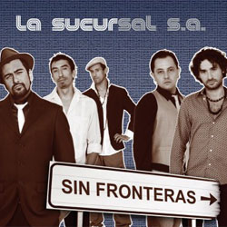 CD-Cover: Sin Fronteras