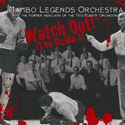 CD-Cover: Watch Out! ¡Ten Cuidao!
