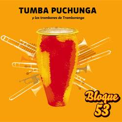 CD-Cover: Tumba Puchunga