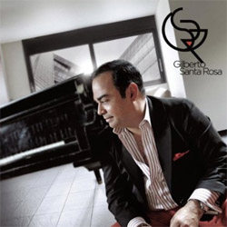 CD-Cover: Gilberto Santa Rosa