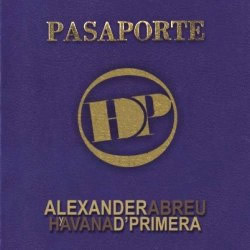 CD-Cover: Pasaporte