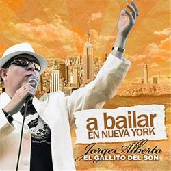 CD-Cover: A Bailar En Nueva York