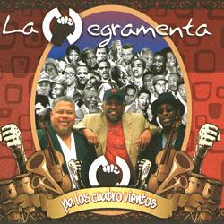 CD-Cover: Pa Los Quatros Vientos