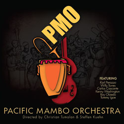 CD-Cover: Pacific Mambo Orchestra