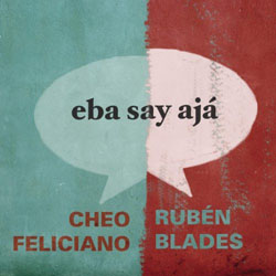 CD-Cover: Eba Say Ajá