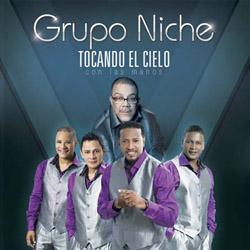 CD-Cover: Tocando El Cielo Con Las Manos