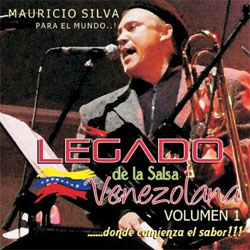CD-Cover: Legado De La Salsa Venezolana Vol. 1