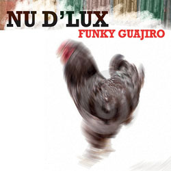 CD-Cover: Funky Guajiro
