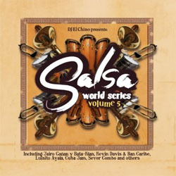CD-Cover: Salsa World Series Vol. 5