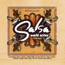 CD-Cover: Salsa World Series Vol. 5
