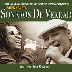CD-Cover: Un, Dos, Tres Soneros