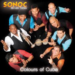 CD-Cover: Colors Of Cuba