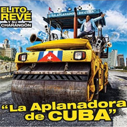 CD-Cover: La Aplanadora De Cuba