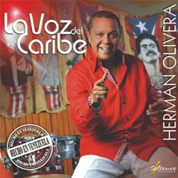 CD-Cover: La Voz Del Caribe