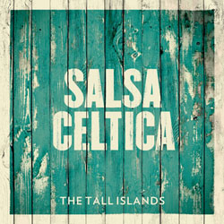 CD-Cover: The Tall Islands