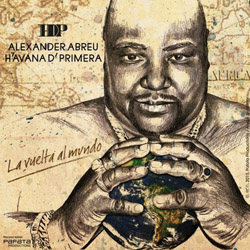 CD-Cover: La Vuelta Al Mundo