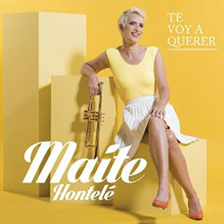 CD-Cover: Te Voy A Querer