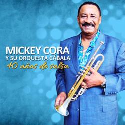 CD-Cover: 40 Años De Salsa