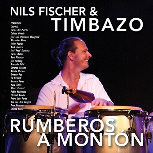 CD-Cover: Rumberos A Monton