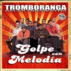 CD-Cover: Golpe Con Melodia
