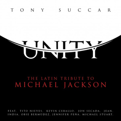 CD-Cover: Unity - The Latin Tribute To Michael Jackson