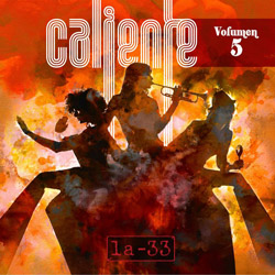 CD-Cover: Caliente (Volumen 5)