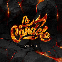 CD-Cover: On Fire