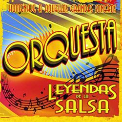 CD-Cover: Homenaje A Aquellos Grandes Soneros